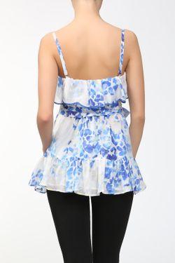 Топ Just Cavalli Ladies                                                                                                              голубой цвет