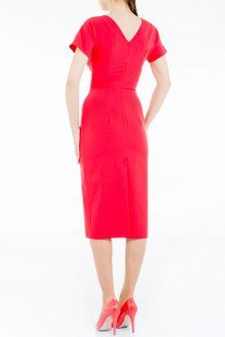 Платье Levall                                                                                                              красный цвет