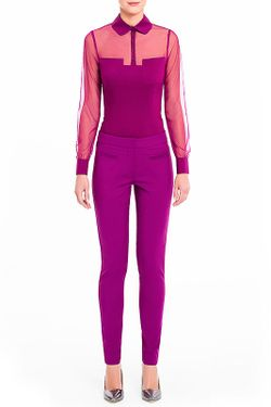 Блузка Indigira                                                                                                              фиолетовый цвет
