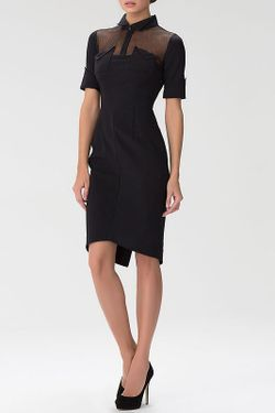 Платье Indigira                                                                                                              чёрный цвет