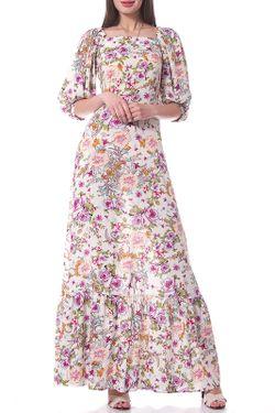 Платье OKS                                                                                                              многоцветный цвет