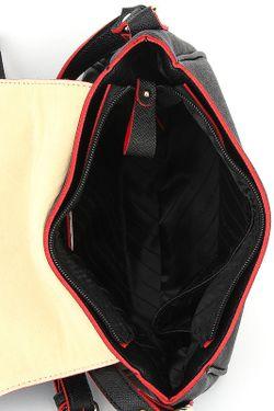 Сумка Dino Ricci                                                                                                              черный цвет