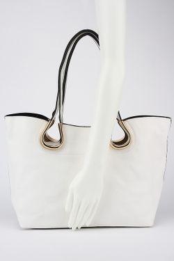 Сумка Dino Ricci                                                                                                              белый цвет
