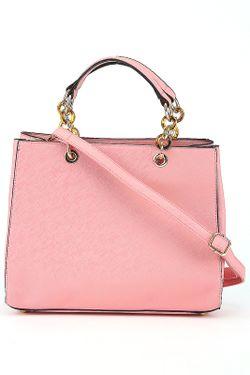 Сумка Dino Ricci                                                                                                              розовый цвет