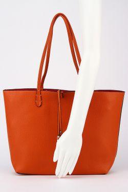Сумка Dino Ricci                                                                                                              оранжевый цвет
