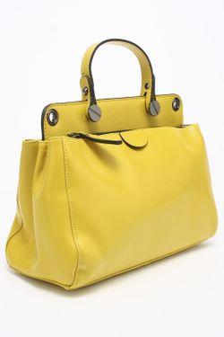 Сумка Dino Ricci                                                                                                              желтый цвет