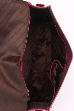 Сумка Dino Ricci                                                                                                              фиолетовый цвет