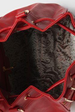 Сумка Dino Ricci                                                                                                              красный цвет