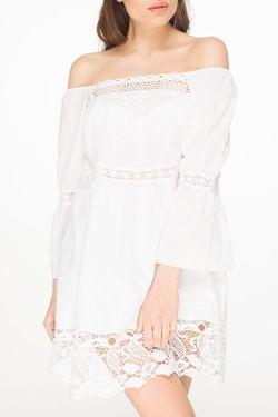 Туника Arefeva                                                                                                              белый цвет