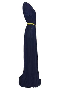 Платье Who*S Who                                                                                                              синий цвет