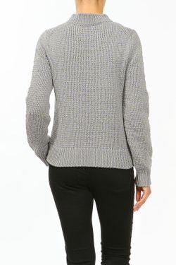 Свитер Вязаный Marc Jacobs                                                                                                              серый цвет
