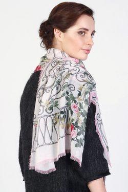 Палантин Valentino                                                                                                              бежевый цвет
