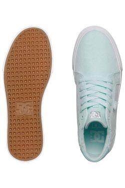 Кеды Dcshoes                                                                                                              голубой цвет