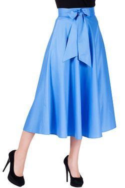 Юбка Mannon                                                                                                              голубой цвет