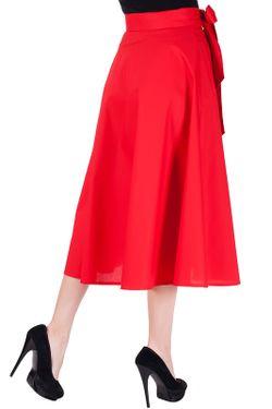 Юбка Mannon                                                                                                              красный цвет