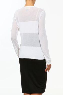 Джемпер Antonella                                                                                                              белый цвет