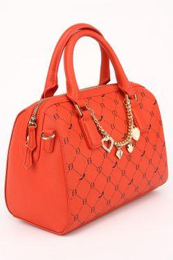 Сумка Fashion                                                                                                              оранжевый цвет