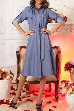 Платье Bezko                                                                                                              синий цвет