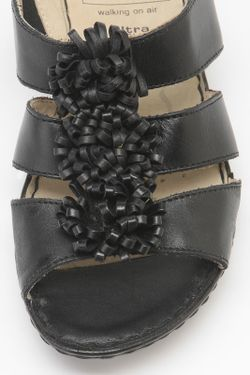 Сабо Caprice                                                                                                              чёрный цвет