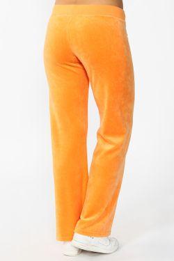 Брюки Core Juicy Couture                                                                                                              оранжевый цвет