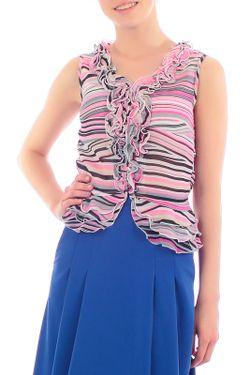 Блузка Lamiavita                                                                                                              розовый цвет