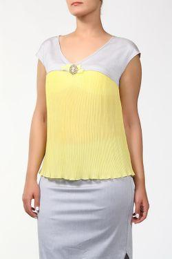 Блуза Bravissimo                                                                                                              желтый цвет