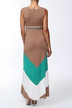 Платье TOPDESIGN                                                                                                              зелёный цвет