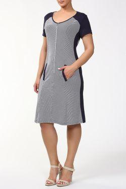 Платье TOPDESIGN                                                                                                              многоцветный цвет
