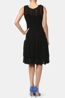 Платье 2 Предмета Oscar de la Renta                                                                                                              чёрный цвет