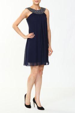 Платье Groupe Js                                                                                                              синий цвет