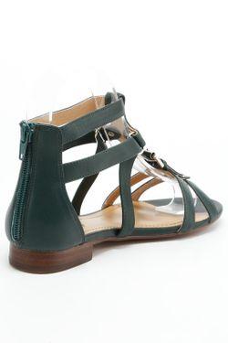 Сандалии Vitacci                                                                                                              зелёный цвет