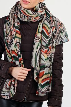 Палантин Fiona Fantozzi                                                                                                              многоцветный цвет
