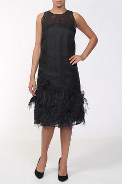 Платье MARIA COCA-COCA                                                                                                              черный цвет