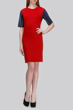 Платье Adelin Fostayn                                                                                                              красный цвет