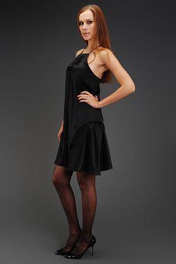 Платье Miu Miu                                                                                                              черный цвет