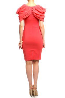 Платье Max Mara                                                                                                              розовый цвет