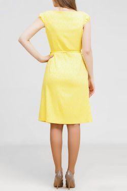 Платье Remix                                                                                                              желтый цвет