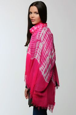 Платок Sophie Ramage                                                                                                              розовый цвет