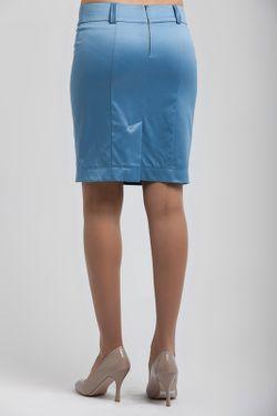 Юбка Levall                                                                                                              голубой цвет