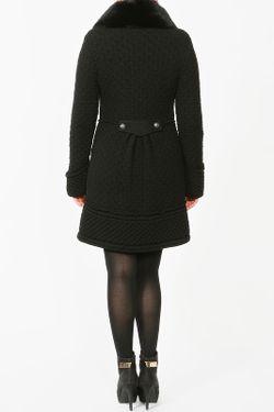 Пальто Roberto Cavalli                                                                                                              черный цвет