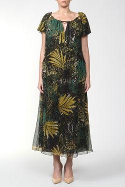 Платье Marly' S                                                                                                              зелёный цвет
