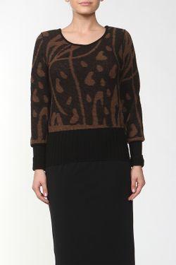 Блузка Marly' S                                                                                                              коричневый цвет