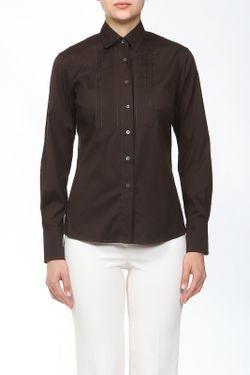 Блузка Cinzia Rocca                                                                                                              коричневый цвет