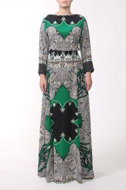 Платье Etro                                                                                                              зелёный цвет