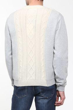 Пуловер Alexander McQueen                                                                                                              бежевый цвет