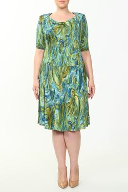 Платье Comvill L                                                                                                              зелёный цвет