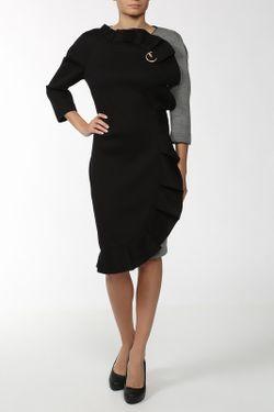 Платье Class Roberto Cavalli                                                                                                              серый цвет