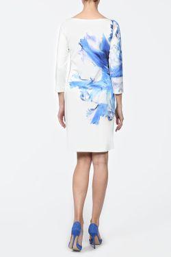 Платье Just Cavalli                                                                                                              белый цвет