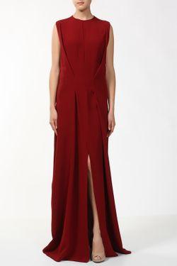 Платье Haider Ackermann                                                                                                              красный цвет
