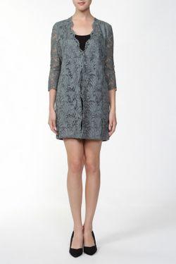Платье Au Jour Le Jour                                                                                                              серый цвет